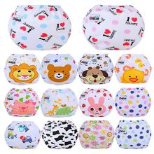 Baby's Reusable Soft Cotton Diapers