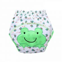Reusable Diapers with Colorful Designs